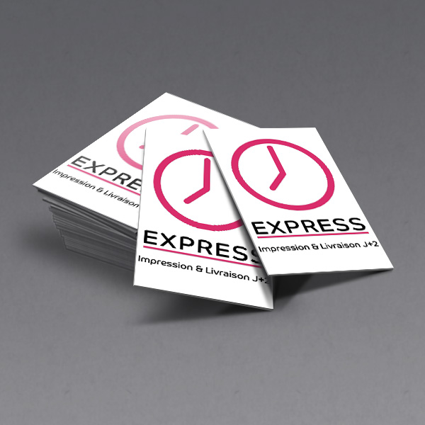 impression cartes de visite express