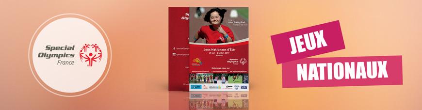 Les Jeux nationaux d'été Special Olympics sont ouverts !